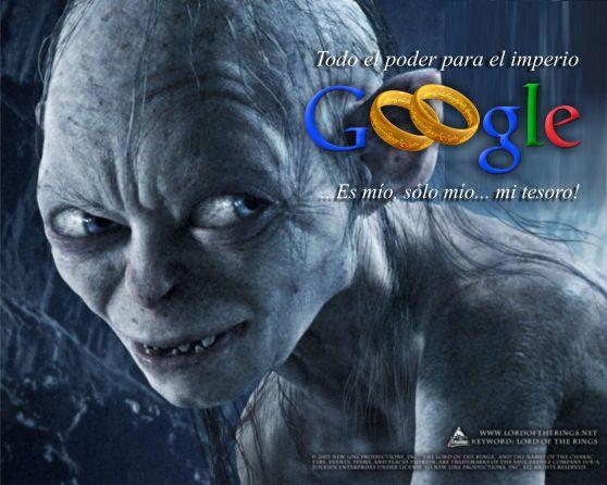¿Todo el poder para el imperio google?