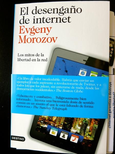 el desengaño de internet evgeny morozov