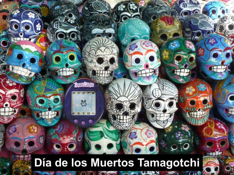El día de los Muertos en México es un reflejo del sincretismo religioso en la evolución de la inteligencia humana