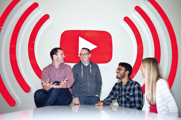 YouTube Re-Imagined: 505.347.842 Channels on Every Single Screen