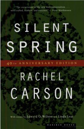 Primavera silenciosa. Rachel Carson