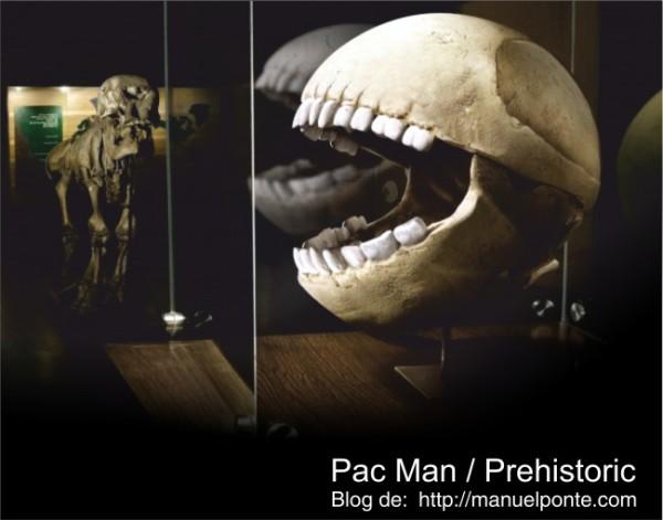pacman prehistoric